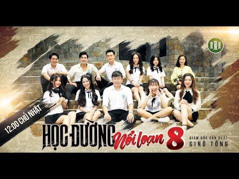 PHIM CẤP 3 - Phần 8 : Trailer Full | Phim Học Đường 2018 | Ginô Tống, Kim Chi, Lục Anh