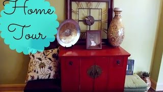A Dumpster Divers Home Tour | Decorating My Home For FREE