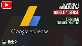 Cara Mendaftar Google Adsense untuk Channel Youtube di Hp Android   YOUTUBE TUTORIAL #4