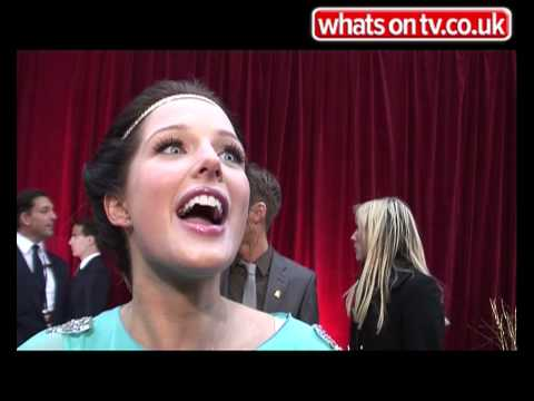 British Soap Awards 2010: Helen Flanagan Video
