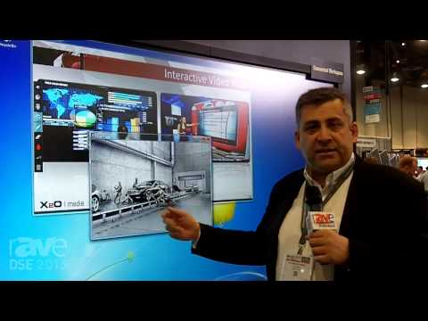 DSE 2015: X2O Demos the Connected Workspace:Send and Recieve Annotations and Content from BYOD Users