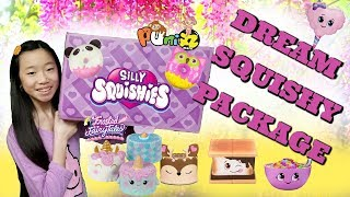 MY DREAM SQUISHY PACKAGE!!! MY FIRST SQUISHY PACKAGE FROM SILLYSQUISHIES.COM!! AMAZING COLLECTION!!!