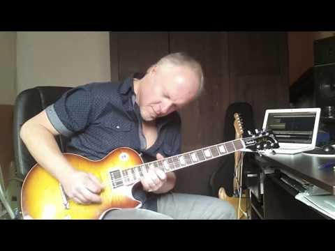 Gibson Les Paul Standard 2008! Demo by Fred Chapellier