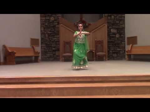 Mujhe rang de ----- Thakshak movie - amazing performance by 10 years old girl