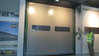 INKEMA Self-repairable High-Speed Door - PRAR
