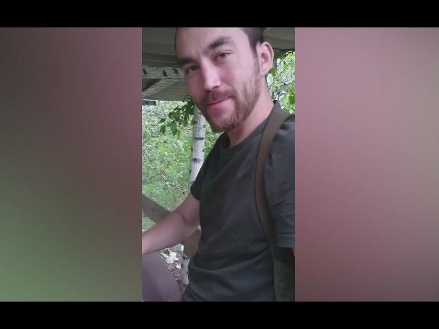 Видео с телефонов плененных ГРУ-шников Евгения Ерофеева и Александра Александрова