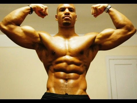 Quick Full Body Gym Workout (Big Brandon Carter) - YouTube