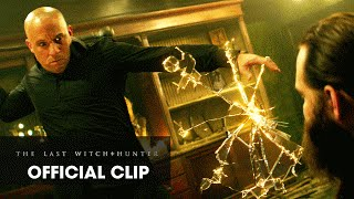 """The Last Witch Hunter (2015 Movie - Vin Diesel) Official Clip – """"Wake Up"""""""