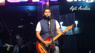 Arjit Singh Live Performance .Hamdard Song