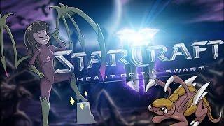 Starcraft 2 ПО ЛОРУ - зерги