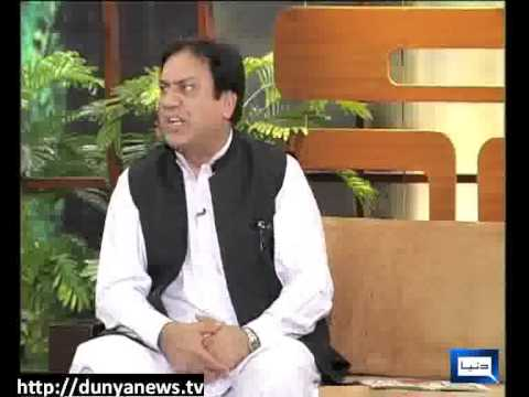 Dunya News - HASB-E-HAAL - 17-05-2013 -- Part 5/5