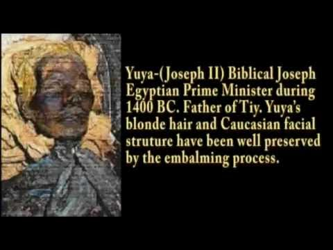 Blonde And Red Haired Mummies Of Egypt Youtube