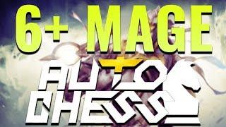 Instant BURST! (6+ Mages) - Dota 2 AUTO CHESS | Dadosch