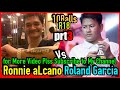 Part 3 | Ronnie Alcano VS. Roland Garcia Exhibition Match Prize 165k @ Pasig, Manila,