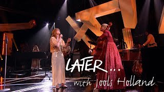 Download Lagu Florence + The Machine and guest Kelsey Lu perform 100 Years on Later... with Jools Gratis STAFABAND