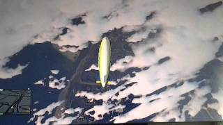 GTA 5 Atomic Blimp GAMEPLAY + EPIC JUMP
