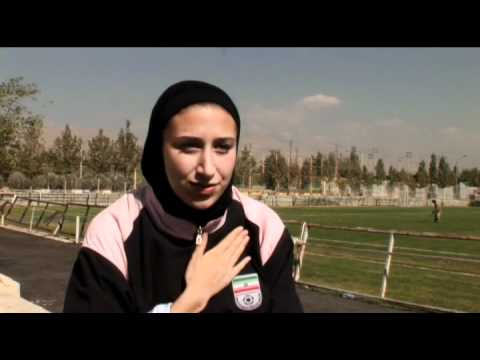 Meet the Iranian women, who dare to push customary limits in pursuit of a ...