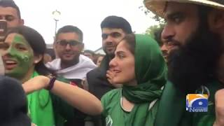 Thousands of Pakistani supporters reach Lord's to support Sarfaraz-11