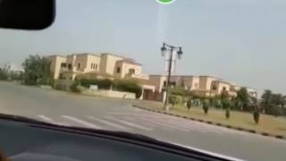 Lake City Lahore M1 Block Briefing and touring on Car with detail plot prices at raiwind road lahore