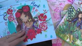 Winx Club - Fairy Couture - Flora - School - Accessorize