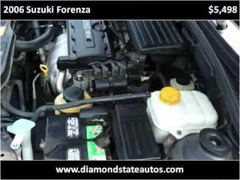 Suzuki Forenza Transmission Fluid Change