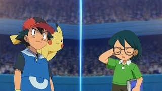 Pokémon Battle USUM: Hoenn Ash Vs Max (Pokemon League)