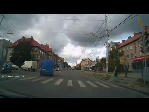 Езда по Калининграду