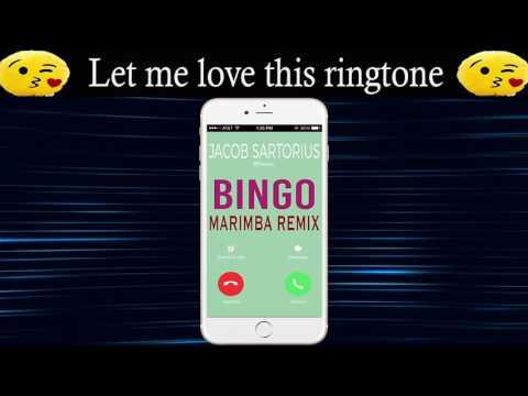 Latest iPhone Ringtone - Bingo Marimba Remix Ringtone - Jacob Sartorius