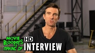 Chappie (2015) Behind The Scenes Movie Interview - Sharlto Copley (Chappie)