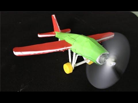 Машина самолет как сделать