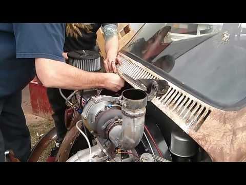1966 VW Bug 2332cc Turbo T3/T4