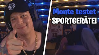 LIVE am Pumpen💪🏻😂 MontanaBlack Stream Highlights