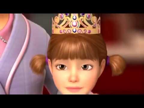 Barbie Escola de Princesas  Completo