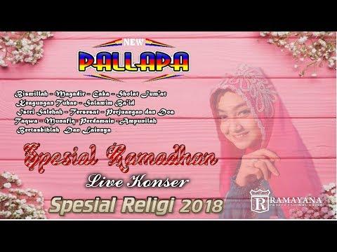 NEW PALLAPA Full Album SPESIAL RAMADHAN 2018 - RELIGI MENYENTUH HATI