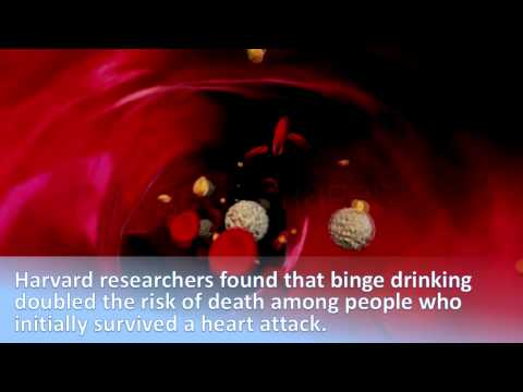 5 Health Risks Caused By Chronic Heavy Drinking