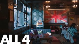 Bad Robots | Episode 2: Cheating Pub Quiz Machine | Comedy Blaps