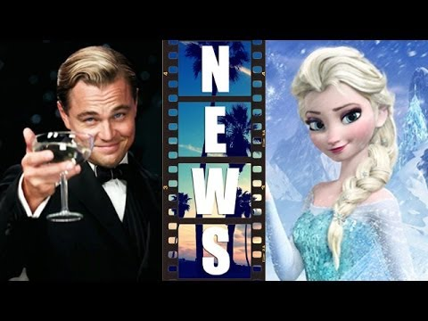 Leonardo DiCaprio, Movie Star! Frozen's Elsa and Lesbian Characters in Film - Beyond The Trailer