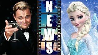 Leonardo DiCaprio, Movie Star! Frozen