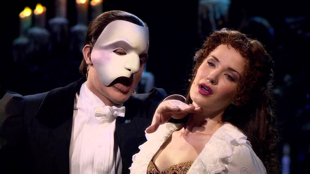Cast - The Phantom of the Opera