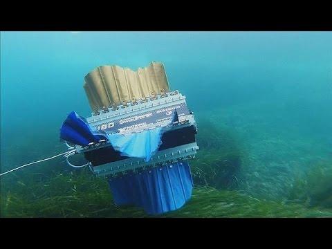 """الروبوت طسيبيوس"""" يستكشف أسرار البحر – hi-tech"""
