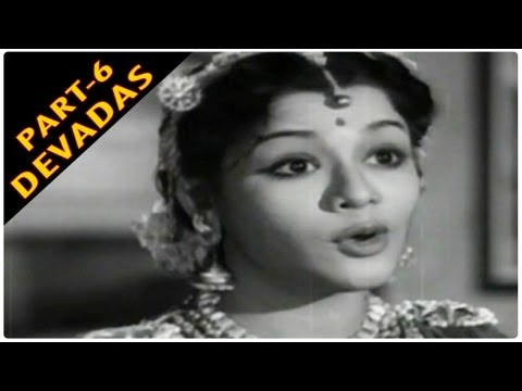 Devdas Movie Part 6 || Hd || Anr, Savitri & S.v Rangarao video