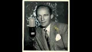 Watch Bing Crosby Getting To Know You video