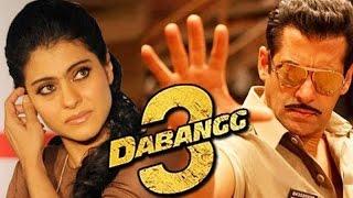 Salman Khan Romance With Kajol in Dabangg 3