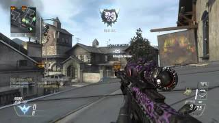 Black ops 2: DSR 50 BO2 Kill Feed