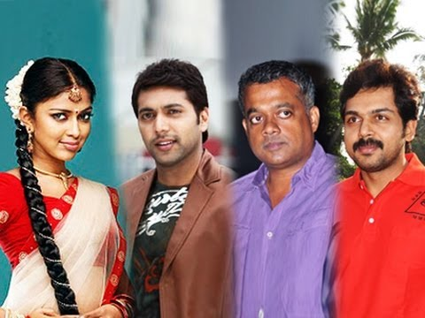 Karthi &Amala rejects Gautam &Jeyam Ravi