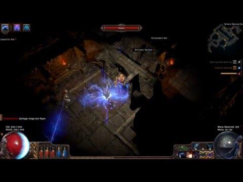 Poe   Arc Totem Build