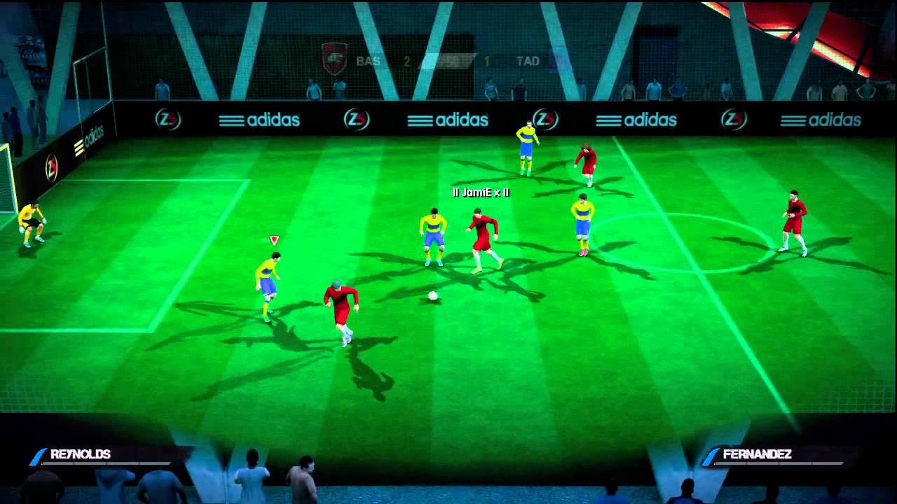 Fifa Street 5 Fifa Street Online Gameplay 5