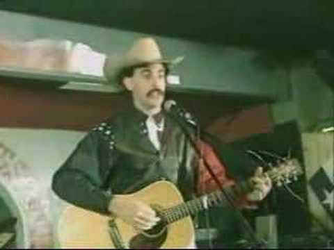 Sacha Baron Cohen AKA Borat Sings at Bush Family Reunion
