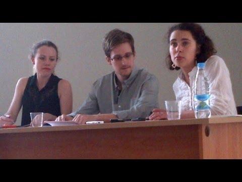 Snowden writes open letter to Brazil