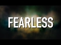 Fearless Lyric Video Jasmine Murray mp3